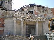 Source: http://en.wikipedia.org/wiki/2009_L%27Aquila_earthquake