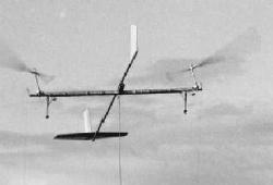Rotorcraft Horizontal Reduced and optimized