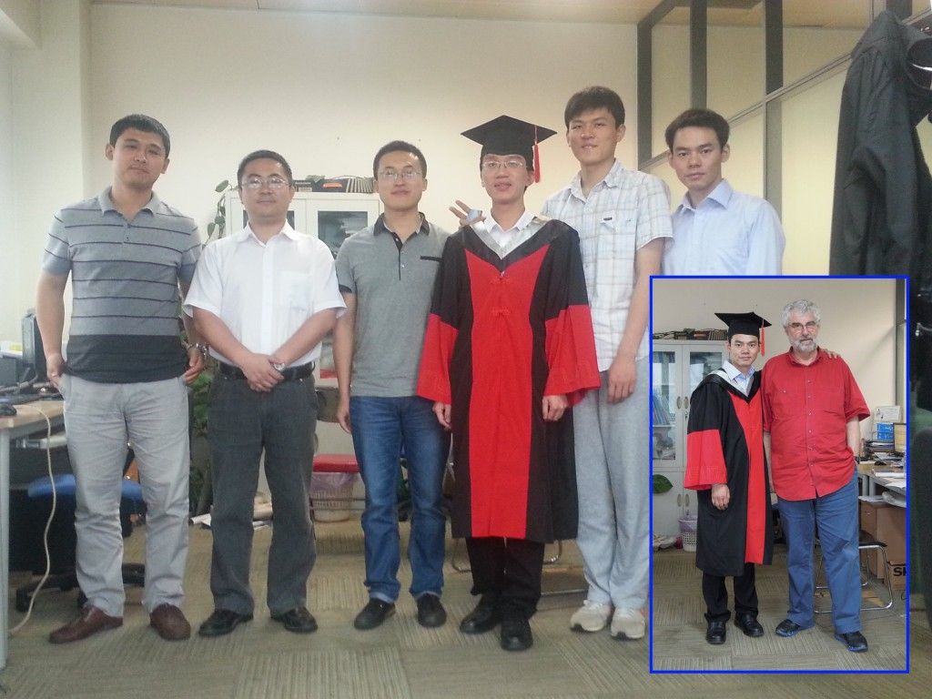 20130608: it's graduation day in Beijing