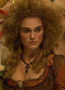 Keira Nightly as Gerogiana. Source: http://www.pinterest.com/pin/488781365779111103/