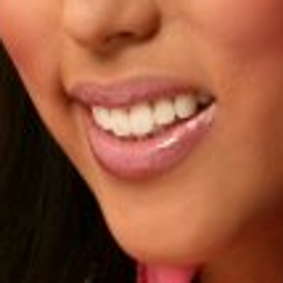 Arika's smile, from Wikimedia Commons