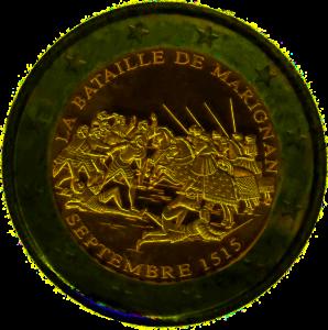 Marignan 1515, victoire de François 1er